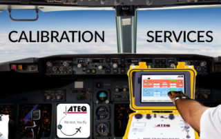 Air Data Test Set Calibration Services