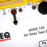 ADSE 743 AIR DATA TEST