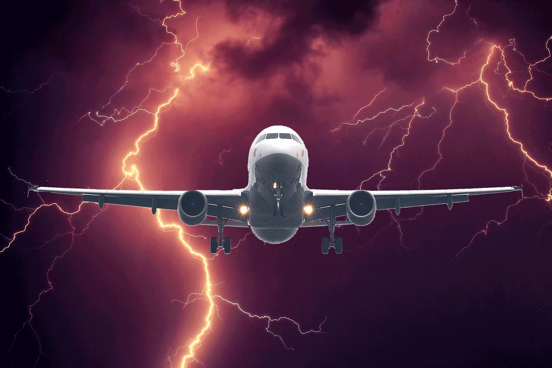 lightning-plane