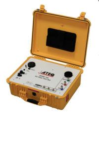 air data test set ADSE744 biais