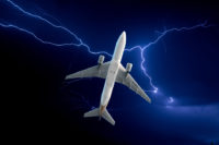 thunder-plane-white-blue-sky