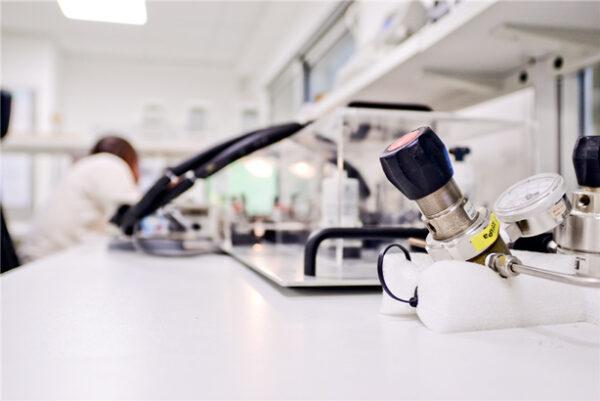laboratory-white