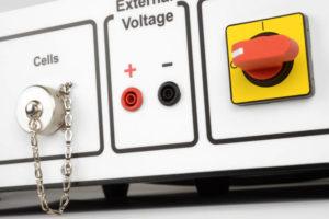BCA ATEQ External Voltage