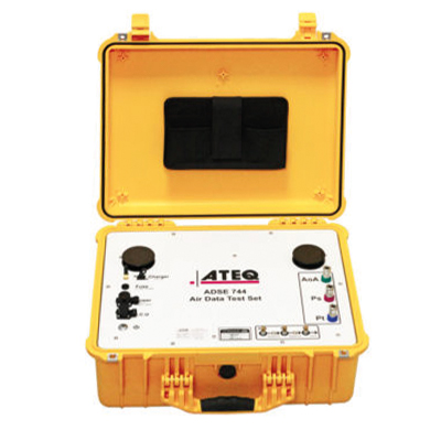 air data test set ADSE744 face