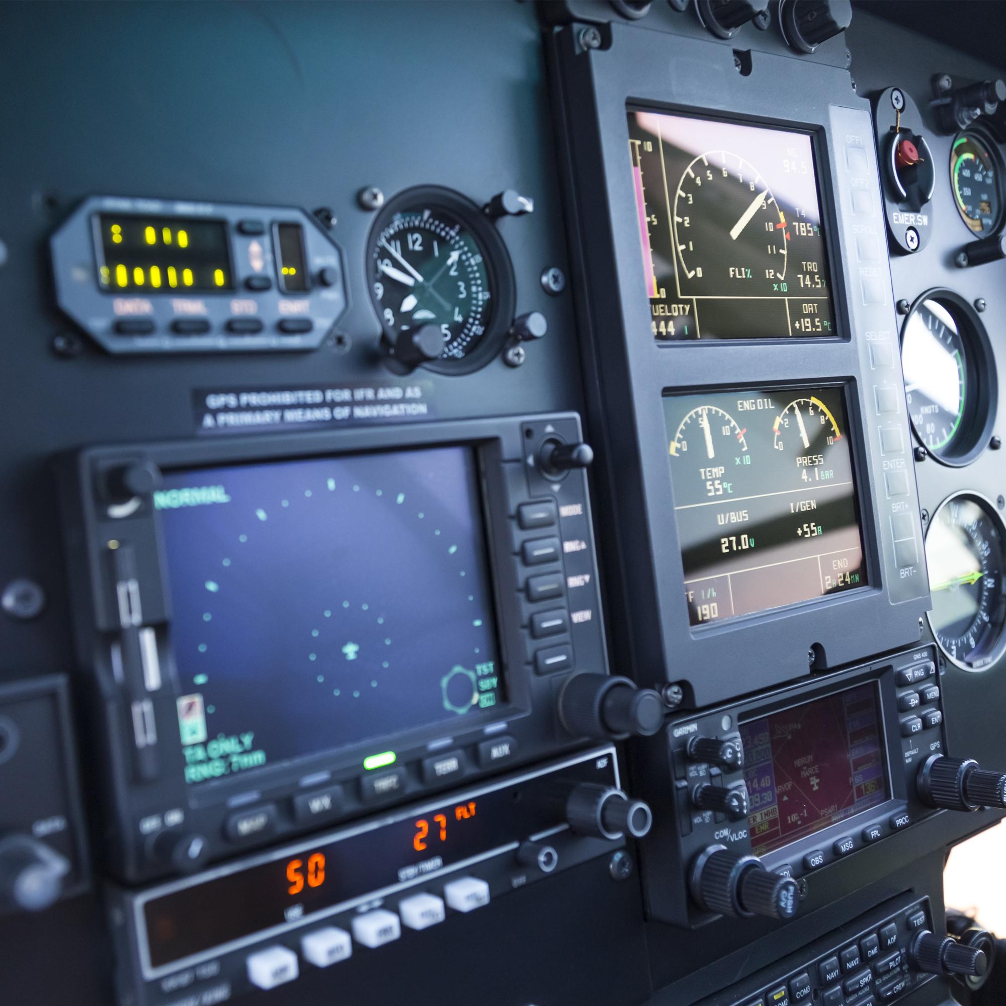 ATEQ data testing aeronautics